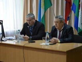 Отчётная сессия совета сельского поселения
