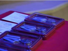 Торжественное вручение юбилейных медалей труженикам тыла  СП Караидельский сельсовет