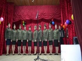 5 марта в деревне Старые Багазы провели большое мероприятие  в рамках районного конкурса «Салют Победы»